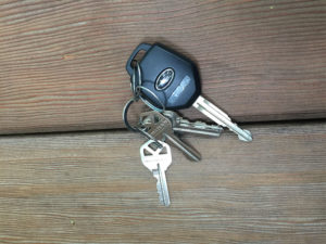 Is Your Car Key Lost?