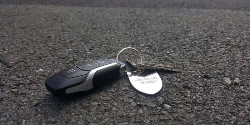 Missing The Last Key To Your Car