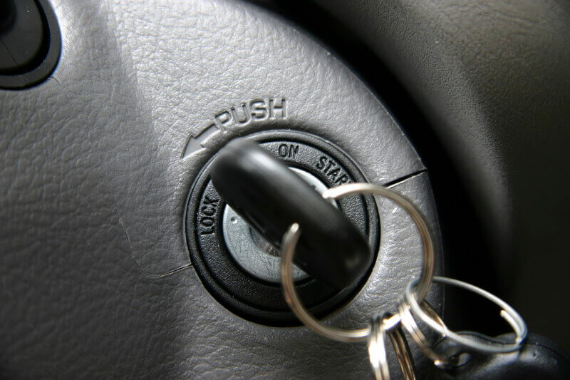 Car Key Stuck In Ignition
