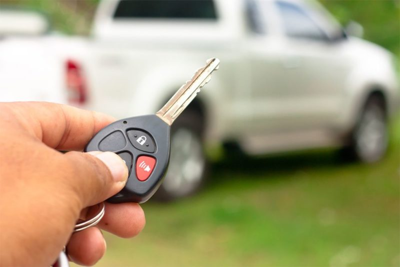 Where Can I Replace My Car Key FOB