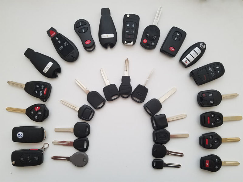 Misplaced Your Car Key? We Provide Replacing Lost Car Keys