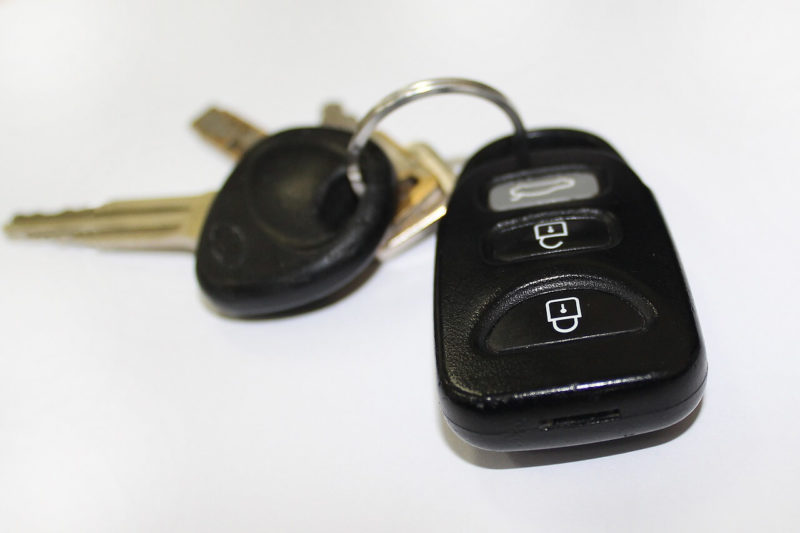 Replacement Car Key